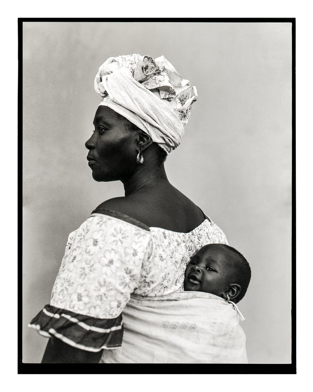 """""""Fatoumata Sy, Guinean Migrant"""""""