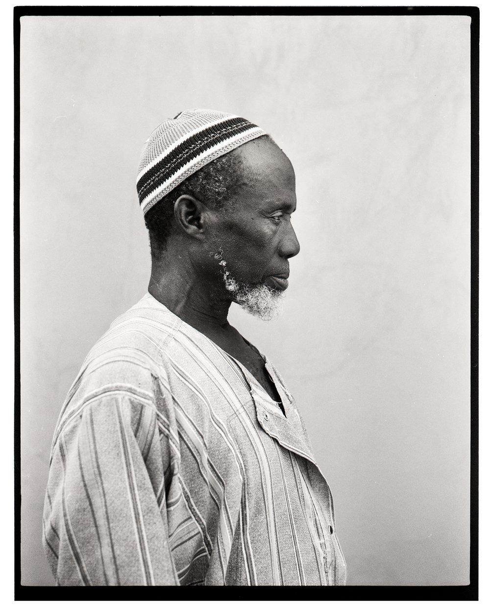 """Ousmane Ba, Guinean Migrant"""