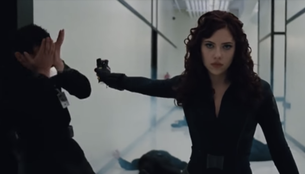Sure, 'Captain Marvel' Was Good But It's Time For Black Widow To Get The Solo Movie She Deserves - Because Marvel could use a bit more girl power.