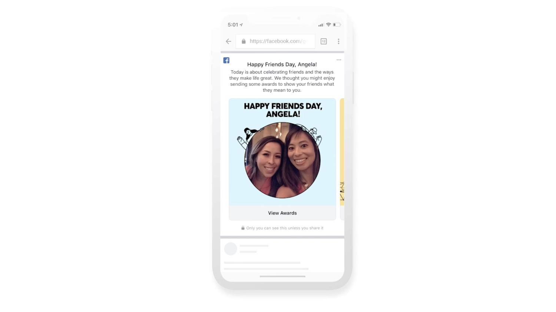 Facebook - Friends Day — Luke martin