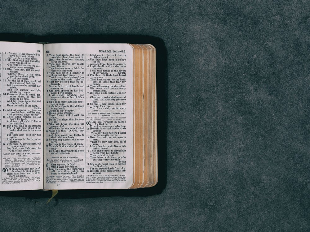 The Holy Scriptures -