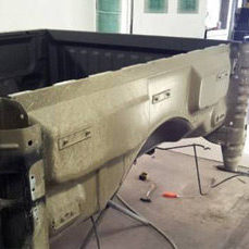 CUSTOM FABRICATION - Are you looking to make your vehicle truly unique? The sky is the limit when it comes to custom fabricating. Our specialists use their years of experience to make dreams a reality.