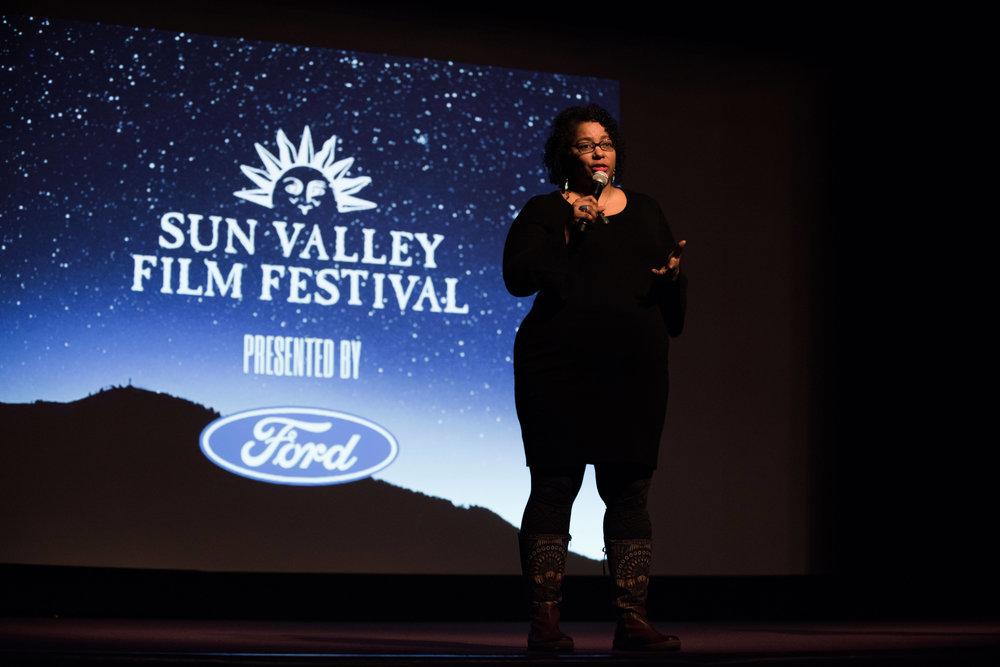 Jacqueline Olive - Director/Producer/Writer