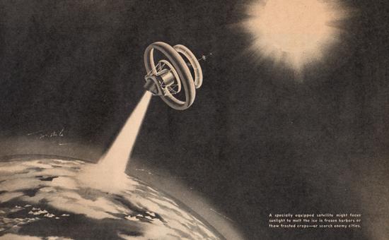 May 25, 1958 The American Weekly (illustration by Jo Kotula)