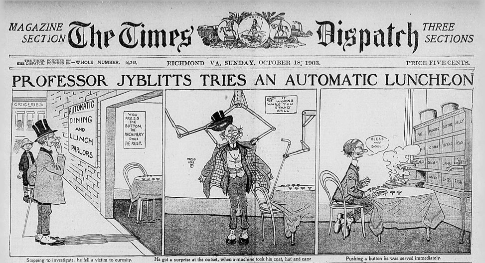 1903 Oct 18 Times Dispatch - Richmond VA paleofuture p1.jpg