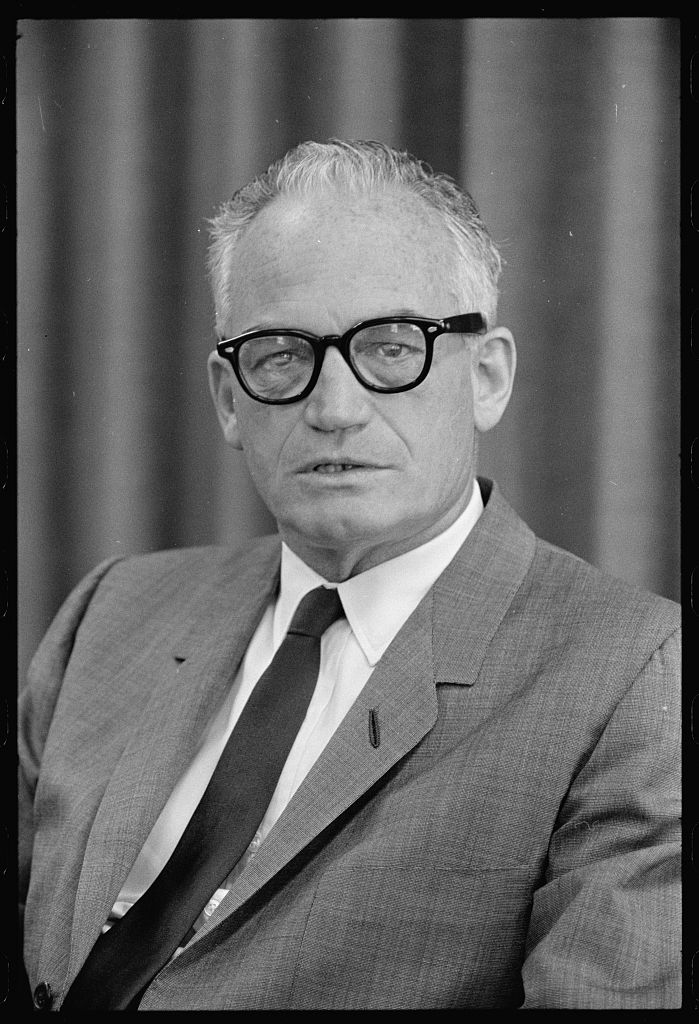 Barry Goldwater on September 25, 1962 (Library of Congress)