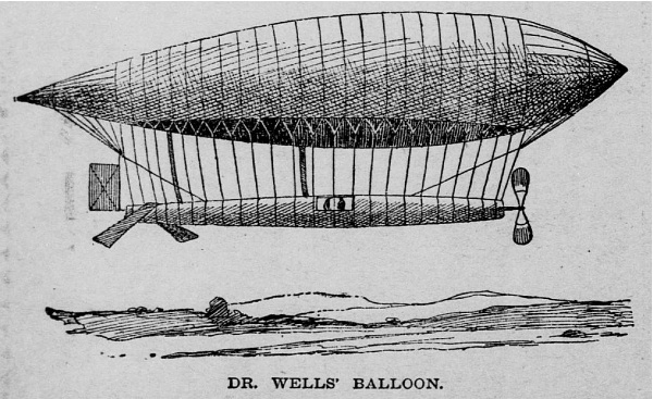 1897 May 9 Saint Paul Globe - St Paul MN dr wells balloon.jpg