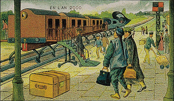 The Electric Train From Paris to Beijing