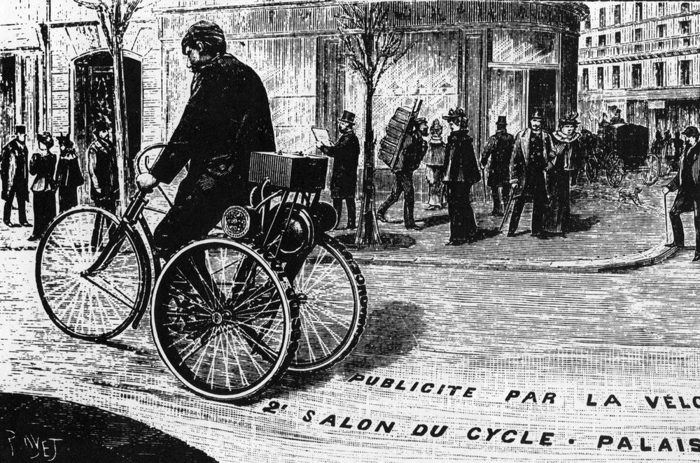 Victorian Inventions    by Leonard de Vries