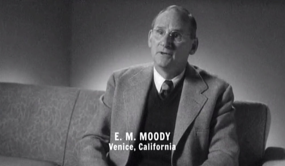 Screenshot from the PBS documentary American Experience: War of the Worlds