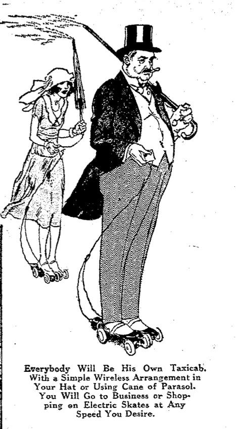 1925 Feb 8 San Antonio Light - San Antonio TX electric skates.jpg