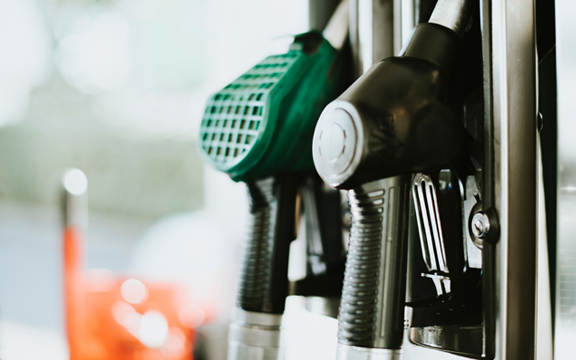 Gas Dock - Our gas dock offers premium gas and diesel at competitive pricing. We have a fully trained staff to help you with all of your fuelling and pump-out needs.