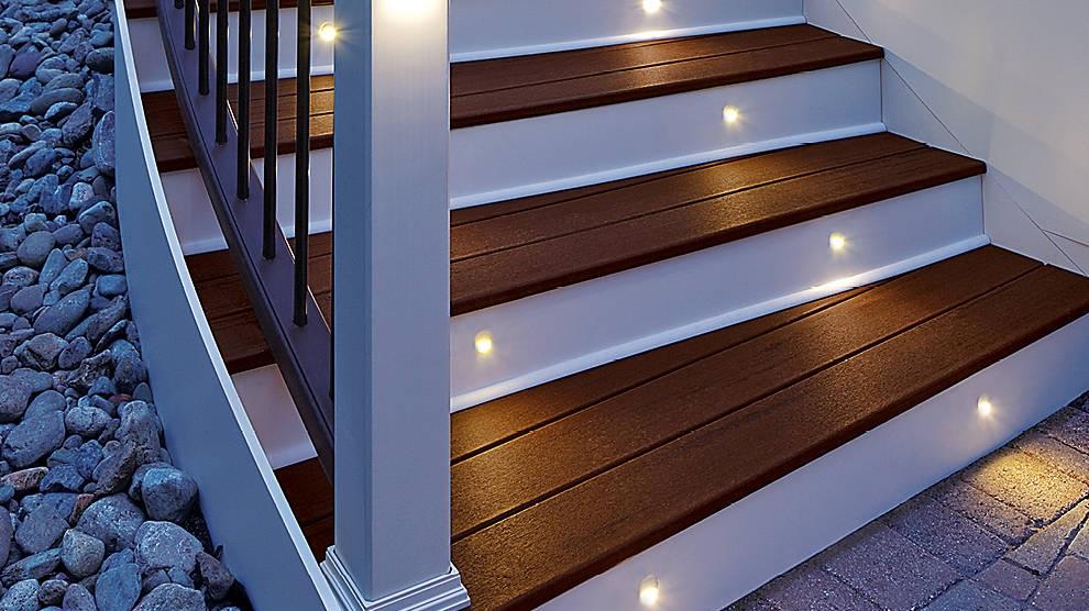 Lighting Stairs