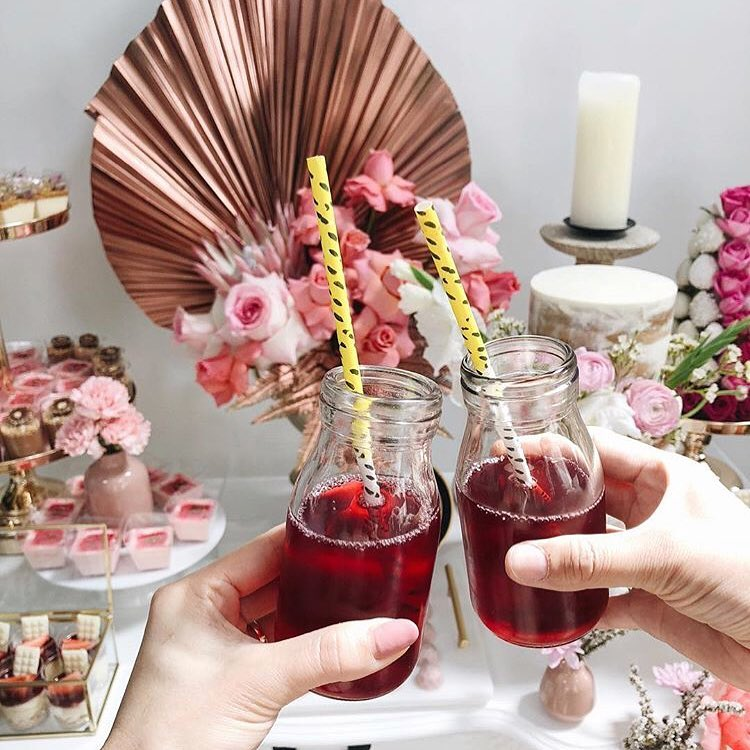 Perth's Travelling Tea Bar + Caravan - Want a deliciously unique drinks service at your next event? The Tea Booth dish up tasty hot and iced teas to your guests at your wedding, wellness day or private event.Choose from our pink pallet booth for your smaller more intimate events, or our boho Tea Van for your larger chic occasions.