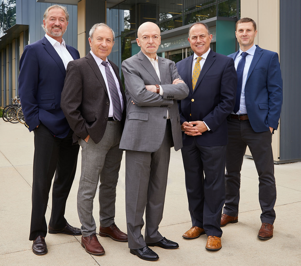 Experienced Team - The senior members of the Eckhardt research and trading team have worked together for over 30 years, designing innovative robust trading systems and managing risk.