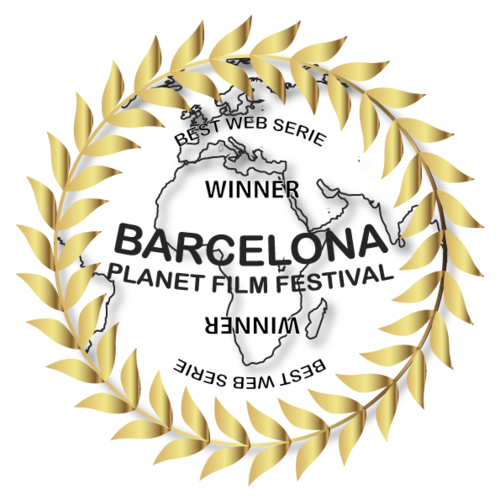 BARCELONA PLANET FILM FESTIVAL  WINNER BEST WEB SERIES: AFTER NIGHTFALL