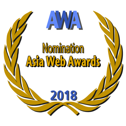 ASIA WEB AWARDS 2018  OFFICIAL SELECTION