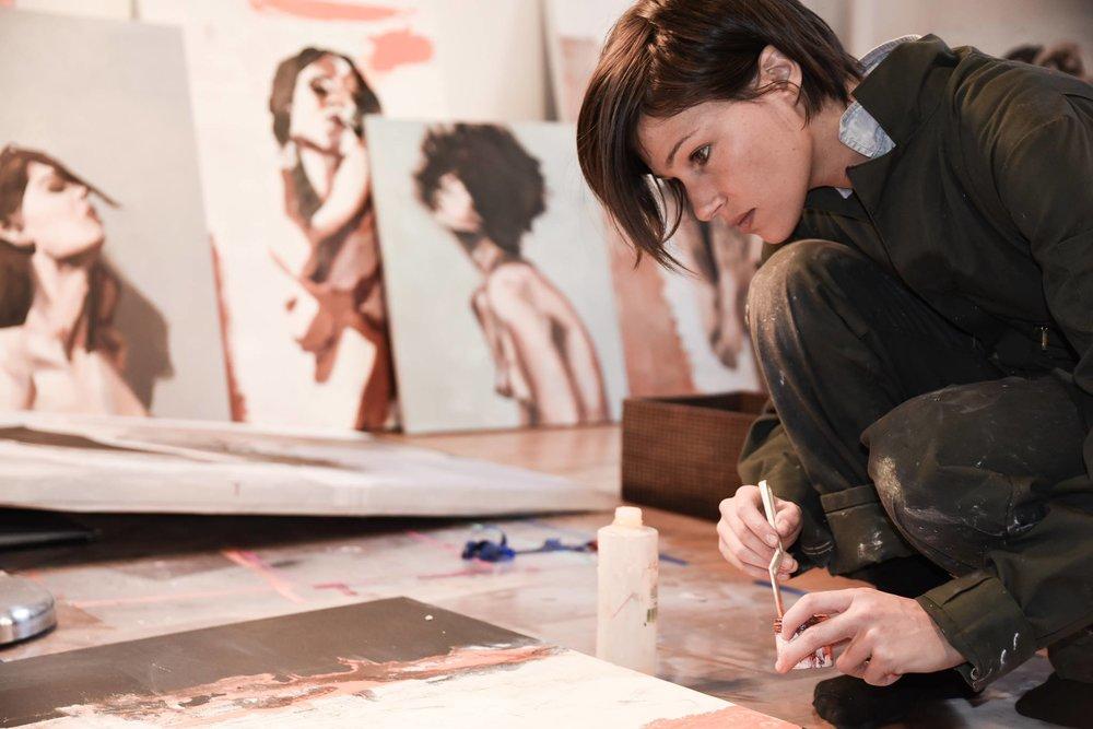 Faustine Badrichani -