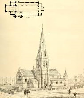 - In 1868 the first St Luke's church building was built to serve the growing population of Millwall, at the northern end of the Isle of Dogs.