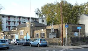 - Worship services, and community activities, continued in a rebuilt St Luke's building until 2012.
