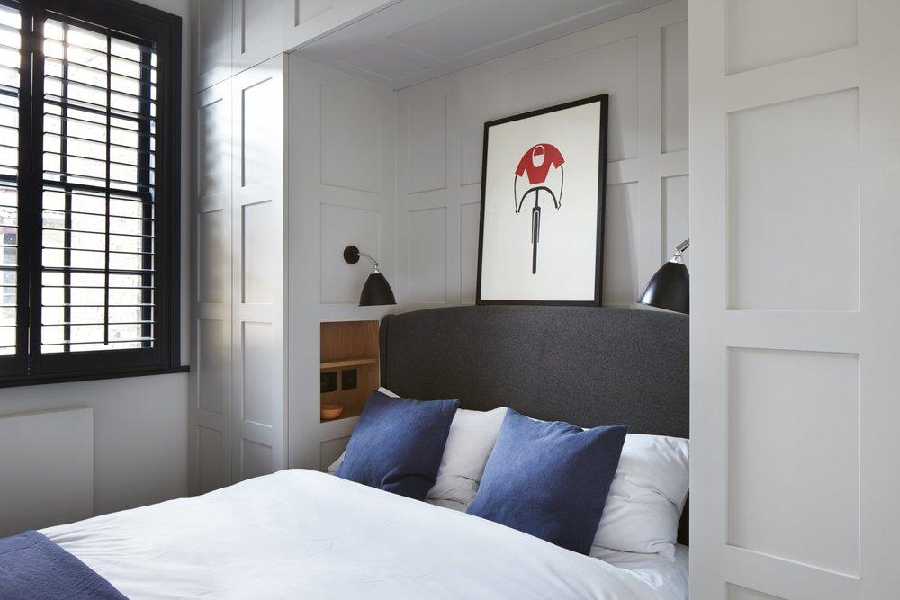 Shape Lambeth Marsh Bedroom