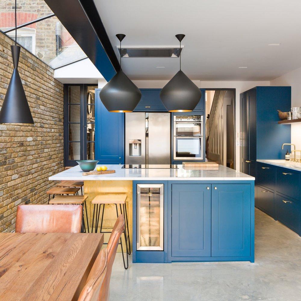 The Sapphire Kitchen