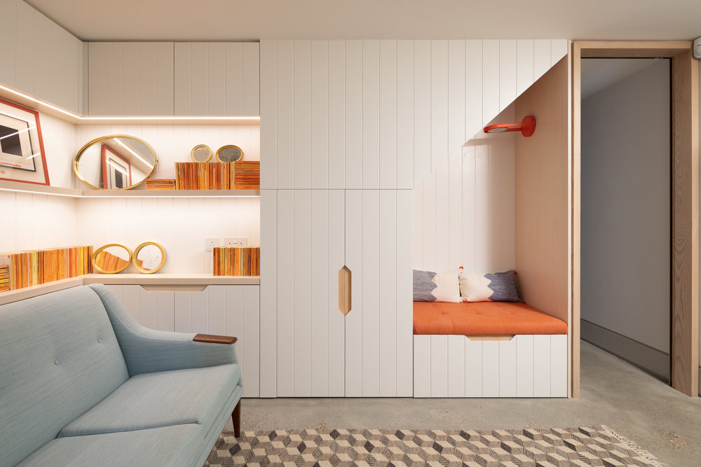 Shape Signal Living Spaces