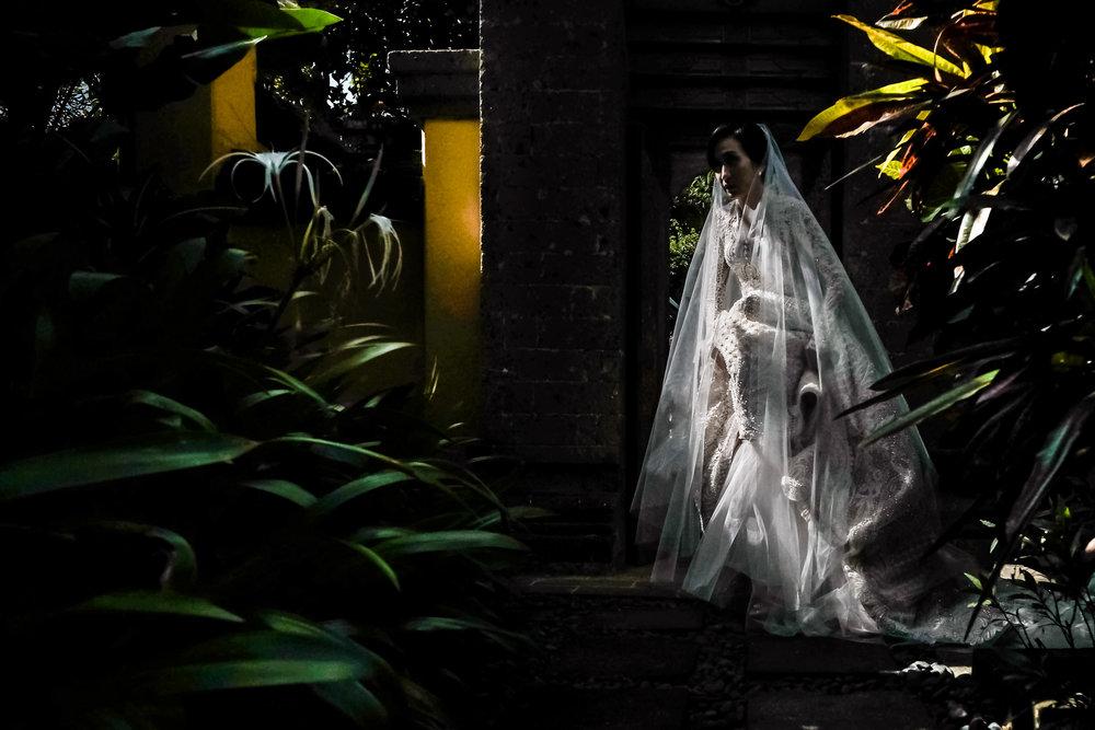 creative photography in bali