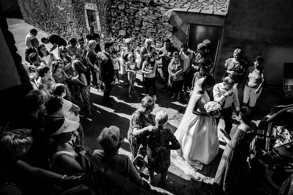 boda de pueblo en salamanca