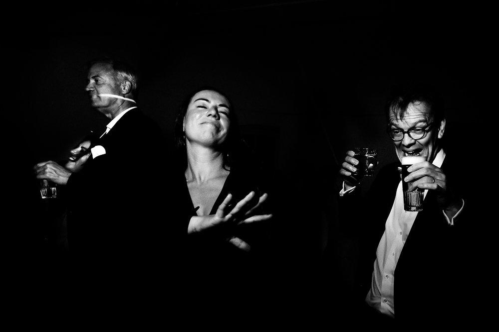 crazy belgium wedding party