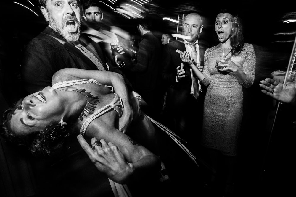 crazy party wedding in troyes