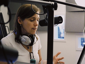 "Mary Mazzio - Director of Netflix documentary ""I Am Jane Doe""."