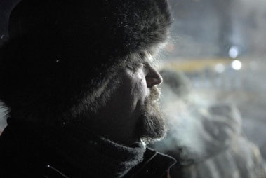 My latest show, now in the edit for Raw TV. It's an 8 part doc for the Discovery channel, following a crew of Americans and Russians logging in Siberia's frozen north. It all takes place in Russia's Taiga forest, one of the most inhospitable places on the planet, covering an area the size of North America.  As American, Sean Vann, tries to get a logging business off the ground we get a glimpse of a rarely seen world, great action and classic cold war rivalry between two very different cultures.  Siberian Cut premiers on Discovery Channel in June