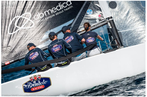 2018 Melges 20 World League, World Championship   Filippo Pacinotti, BRONTOLO