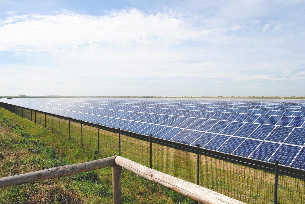 solar farm crowley solar