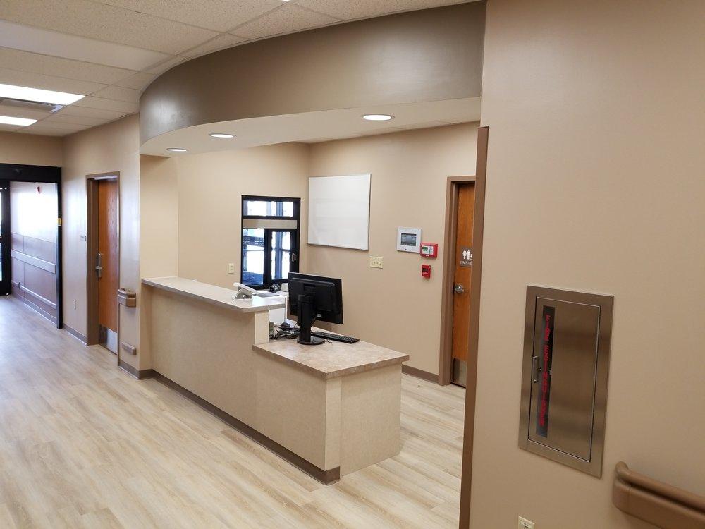 New Nurses Station