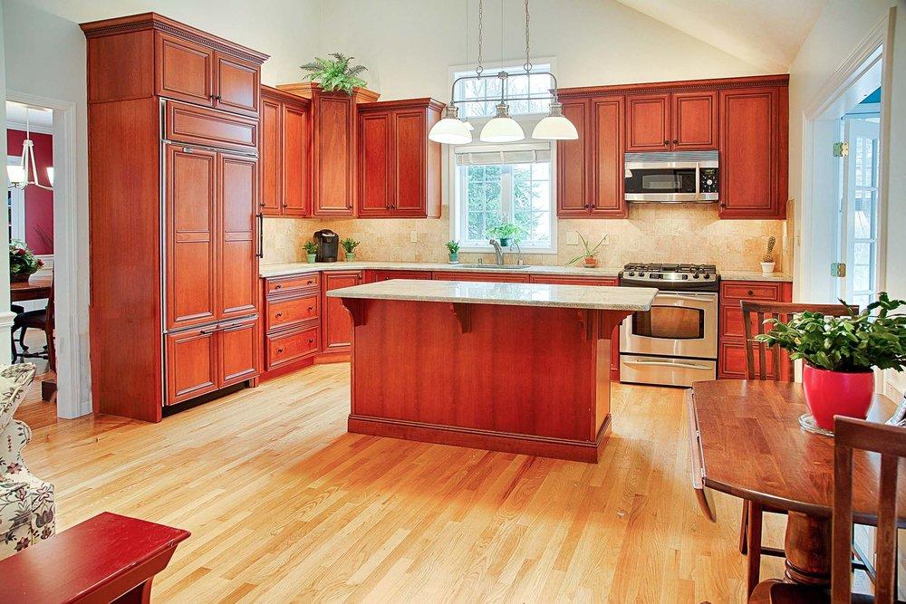 55+ Ranch Home Interior Design