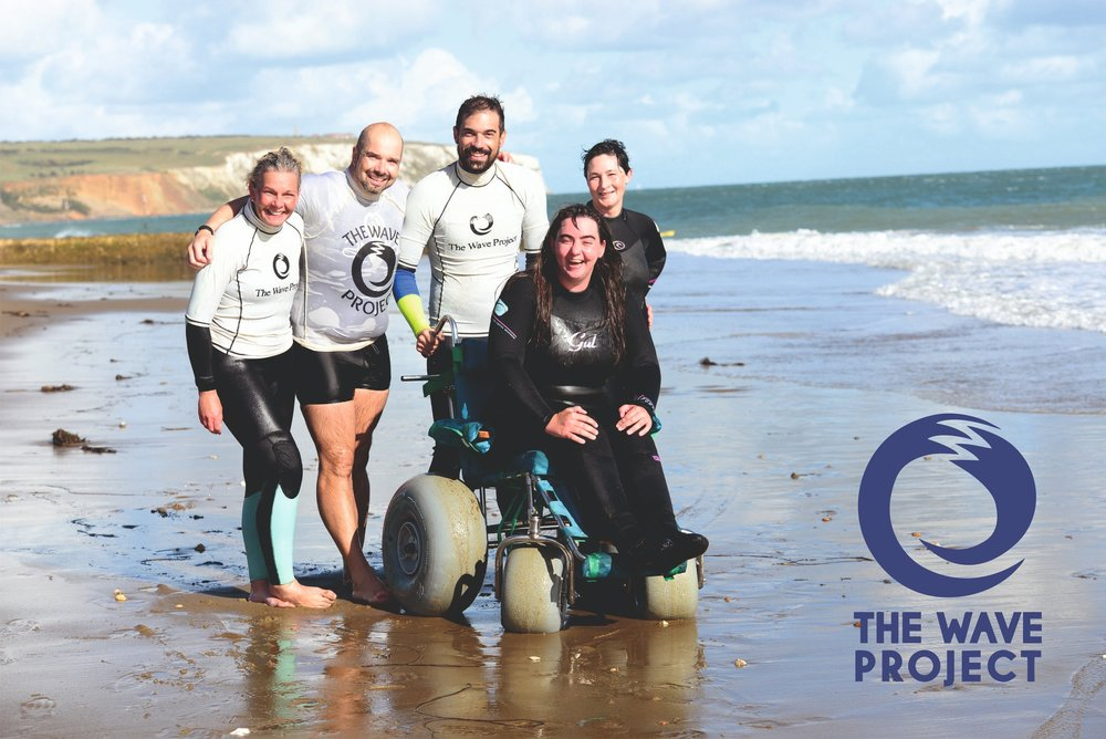 THE WAVE PROJECT -