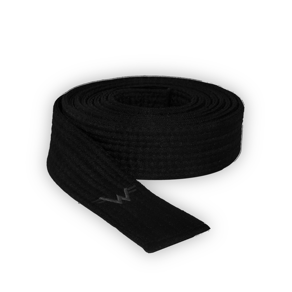 Black Belt - HI-YA, this belt will help protect your precious resources in the apocalypse even if you don't know karate or kung fu. **this custom black karate belt should not be confused for a black belt in karate.