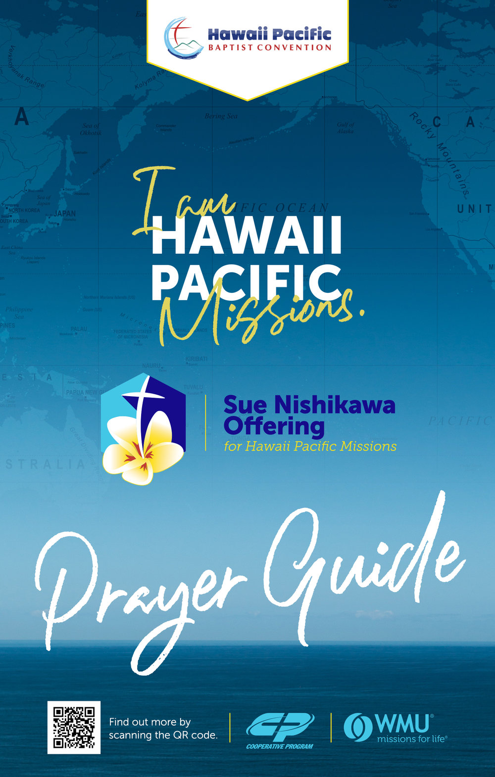 Sue Nishikawa Offering Prayer Guide