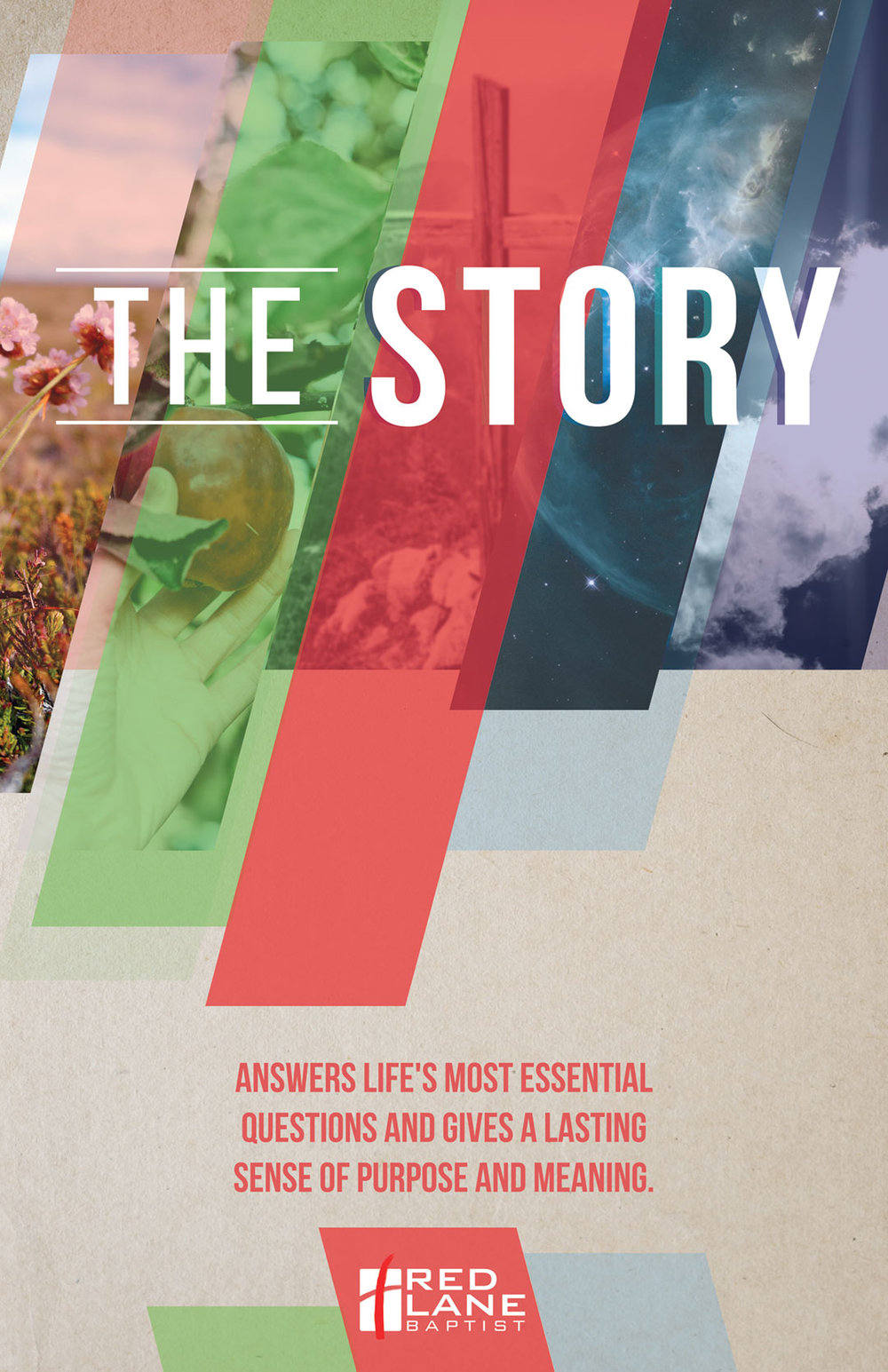 Red Lane Baptist Church's The Story Series