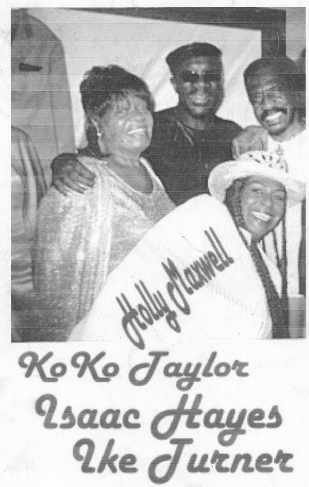 HolleThee  Isaac Hayes  Ike Turner  KoKo Taylor.jpg