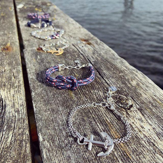 Maris Sal Nautical collection spring/summer 2019, born on Hönö island, shot at Marstrand island. #loveislandlife