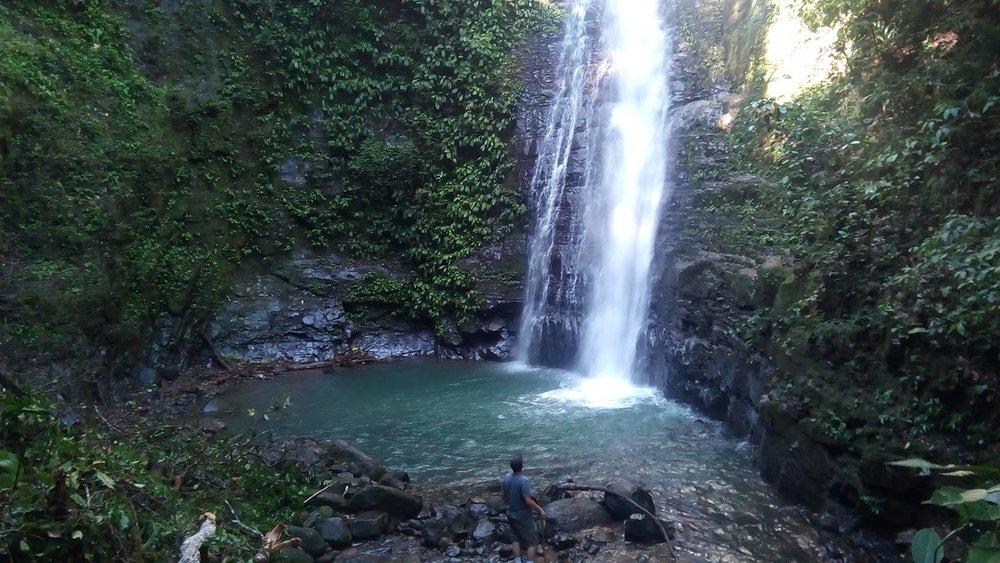 Santa Lucía Falls - Pérez Zeledón