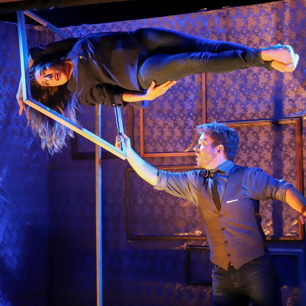 EXPLORE OUR SHOWS - More than a magic show, The Magic Patio is an evening of mystery and magic you won't forget.