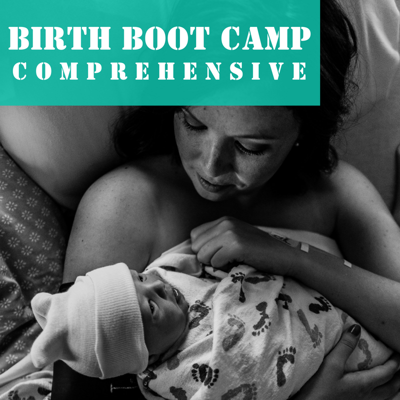 Birth Boot Camp Comprehensive Class