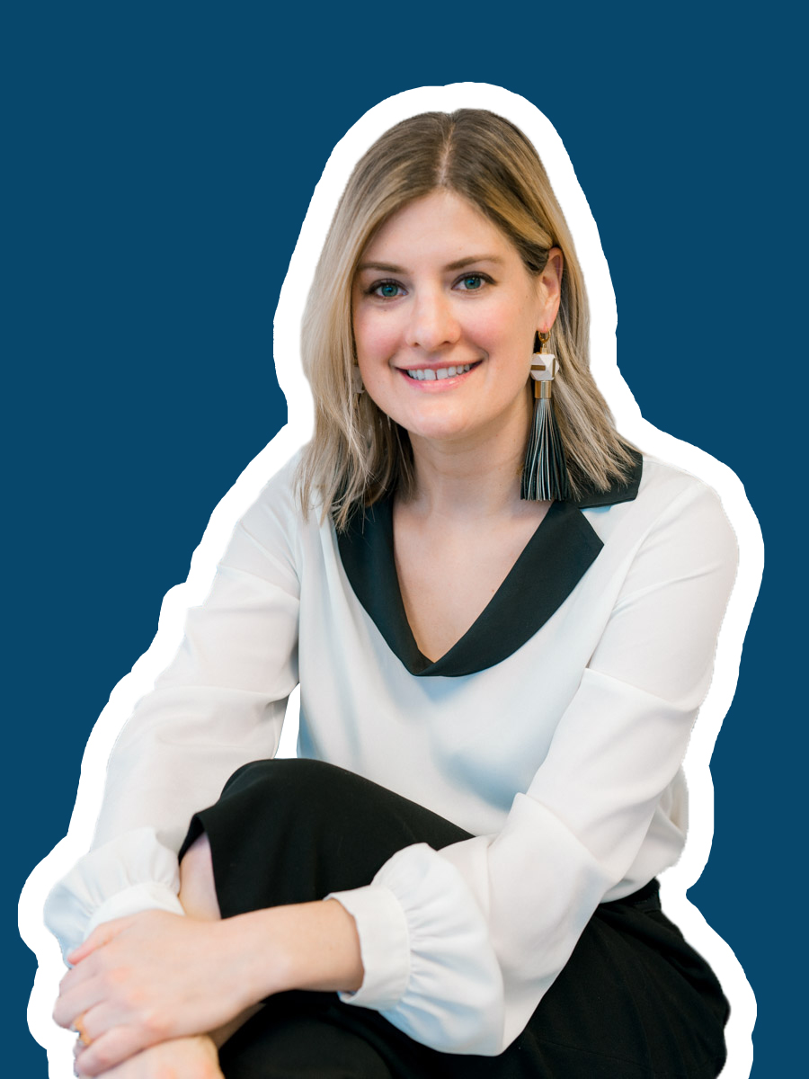 Hannah Yeargan - Senior Client Director