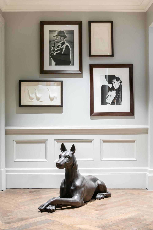 Holmes Hotel hall dog.jpg