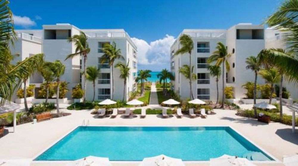 """Le Vele is an idyllic hotel on the white sand beach of Grace Bay in Turks and Caicos. Beautiful rooms, all facing the ocean. lovely swimming pool, gracious and friendly staff. No fanfare, no entertainment, just beach, sand.and sun. Quiet and low key. Beautifully landscaped. All rooms or suites have complete kitchen facilities."" Thomas F, TripAdvisor"