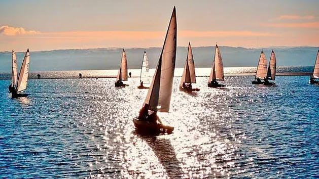 Private Sunset Sail - from $275